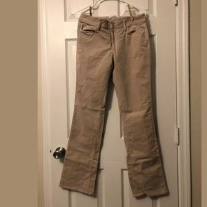 Loft Corduroy Pants, Never worn